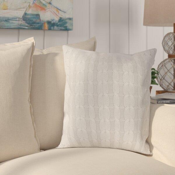 Gardiner 100% Cotton Pillow Cover by Longshore Tides